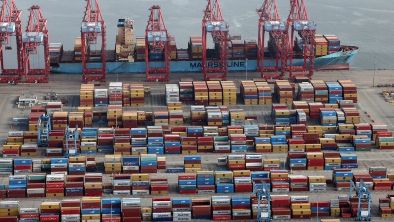 Port of Los Angles sets new volume record for June