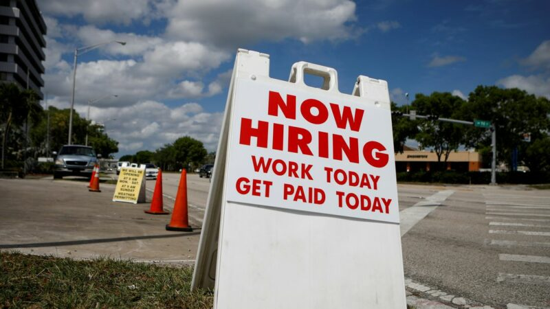Job gains strong, prices rising as U.S. recovery continues
